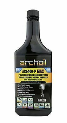 Archoil AR6400-P Max PEA Concentrate Professional Petrol Cleaner 400ml
