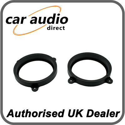 Connects2 CT25SU03 Subaru Legacy Outback 1994> Front Doors 16.5cm Adapters