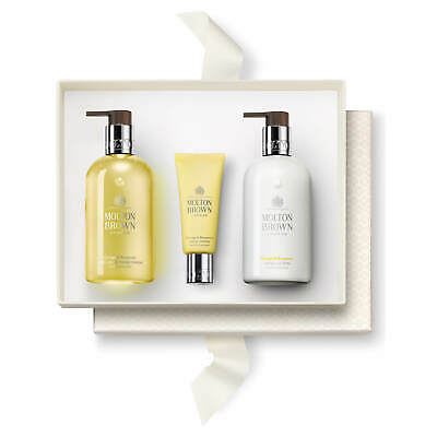 molton brown body wash duo, hand creme gift set