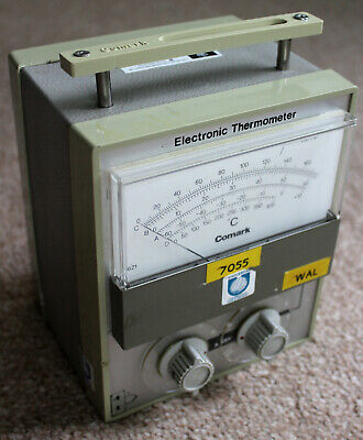 Comark - 10 Channel Analogue Thermometer with analogue output