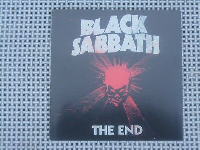 Black Sabbath The End Prog Psych CD