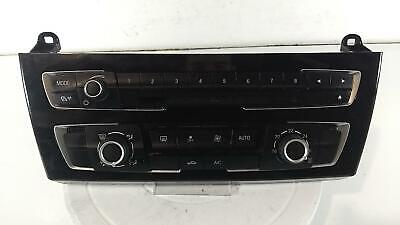 2016 BMW 1 SERIES Diesel Heater Climate Controls 9384046 415