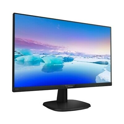 Philips V Line Monitor Lcd Full Hd 223V7Qdsb/00
