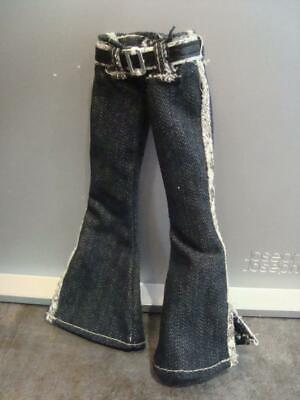 Bratz Doll Clothes Roxii's Jeans From The 2005 Rock Angelz Collection