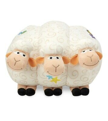 Disney Pixar Toy Story 4: Billy, Goat And Gruff Plush 10""
