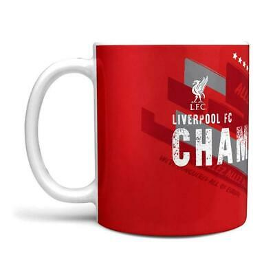 FOCO Liverpool FC Champions of Europe 2018/19 Official Winners Mug 11 Ounces