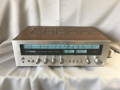 Vintage 1970's TECHNICS SA-5270 Stereo Receiver - PHONO input - Made in Japan