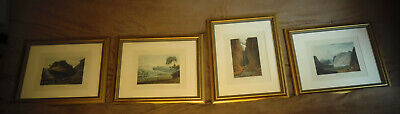 Aquataine Prints1822 Theodore Fielding Collection Extremely Rare Extraordinary