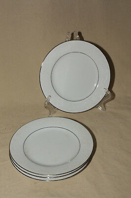 "Noritake Contemporary Fine China 2585Tahoe 6 1/4"" Bread & Butter Plates Set Of 4"