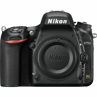 Nikon D750 DSLR Camera (Body Only) 1543 (No WiFi)