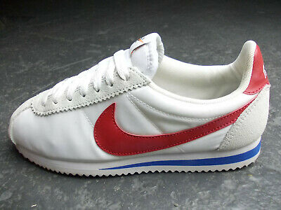 los angeles 8c245 80ff0 NIKE AIR MAX Cortez Pegasus Internationalist Epic 37 / 38 Weiss Blau Rot  Wie Neu