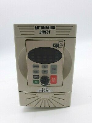 Automation Direct GS2-20P5 Microdrive