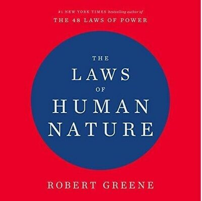 The Laws of Human Nature By Robert Greene - AUDIOBOOK (Fast e-Delivery)