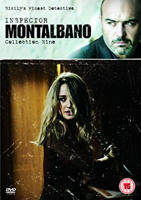 Inspector Montalbano Collection Nine DVD NEW