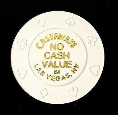 Las Vegas Castaways NCV Casino Chip - Uncirculated