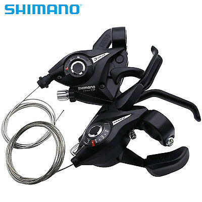 RIGHT 7-SPEED Shimano ST-EF500-7R2A Mountain Bicycle Shift//Brake Lever