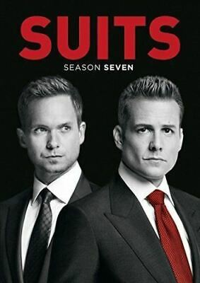 Suits Season 7 DVD New & Sealed Free Shipping