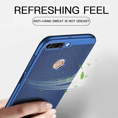 Cool Heat Dissipation Phone Case For Huawei P10 Plus P20 Lite Pro Honor 9 10