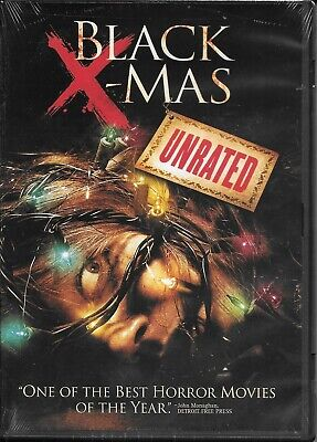 Black Christmas or Black X-Mas (DVD) Unrated! New & Sealed!