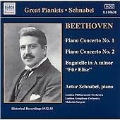 London Philharmonic Orchestra,Lo, Beethoven: Piano Concerto Nos. 1 & 2; Bagatell