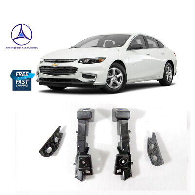 GM1041137 Steel Front Center Bumper Cover Support Rail Fits 16-19 Cruze