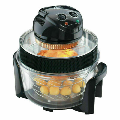 Team Visicook Halogen Multi Cooker With Extender Ring & Splash Guard 12 Litre