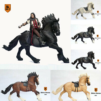 Mr.Z Pavilion 1:6 Mongolica Dynamic Animal Figure Horse Model Collectible Gift
