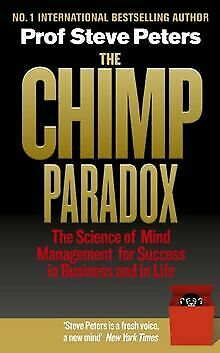 The chimp paradox : The science of mind manageme... | Book | condition very good