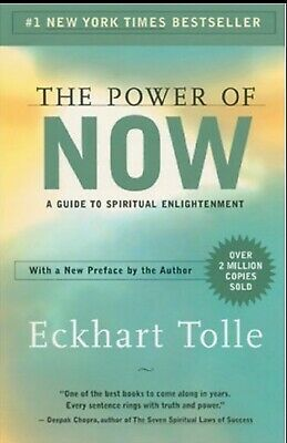 The Power of Now: A Guide to Spiritual Enlightenment PDF b00k ✔️ digitak book