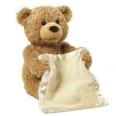 Peek A Boo Teddy Bear Toddler Kid Children  Soft Toy Plush Kids **UK FAST POST**