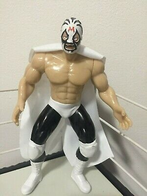 EL FELINO Wrestler 7in Action Figure Mexican Toys LUCHA LIBRE MEXICANA