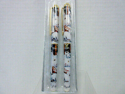 New Samoyed Dog Designer Roller Pen Set - 2 Pens - in Gift Box By Ruth Maystead