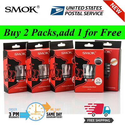 SMOK² V12 Prince Coil² Q4/X6/T10/M4/Mesh Replacement Coil² for TFV12 Prince Tank