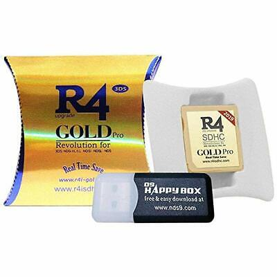 R4 Gold Pro SDHC (2019) - NEW - FACTORY SEALED - US Seller