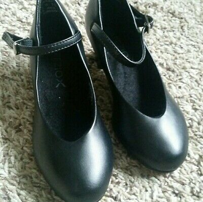 Capezio leather character dance shoes 13.5