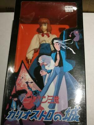 Medicom Real Action Figure 1/6 12'' LUPIN THE 3rd ? Castle of Cagliostro Anime