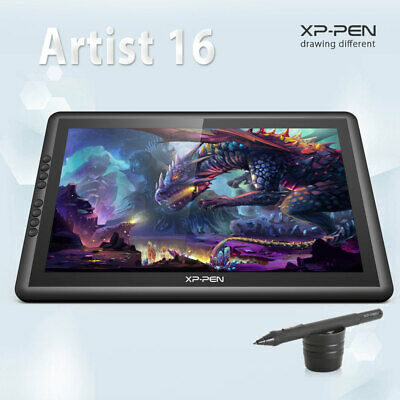 XP-Pen Artist16 15.6 Inch IPS Drawing Monitor Pen Display Drawing Tablet
