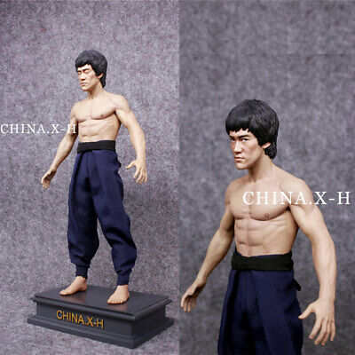 CHINA.X-H Bruce Lee The Return of The Kung Fu Master Model Figure Limited 300