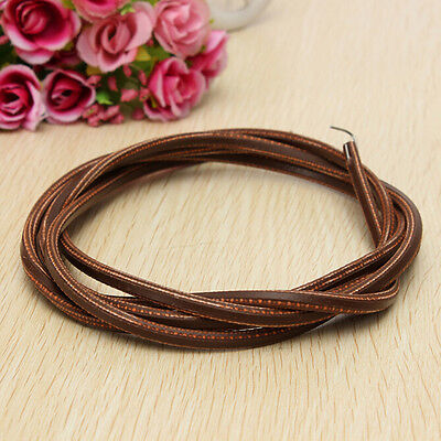 "71"" Leather Treadle Belt for Singer - Jones Sewing Machine Cowhide Belting Dn"
