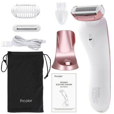 Electric Women Painless Facial Face Body Hair Remover Trimmer Shaver Epilator AU