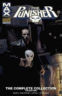 Punisher Max Complete Collection. Vol. 1 by Garth Ennis, Darick Robertson (ar...