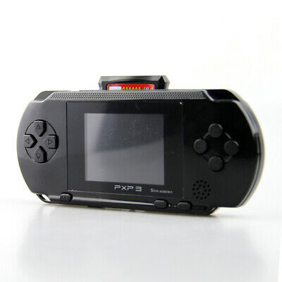 Stock in US PXP3 16BIT GAME Retro Video Game Console Games LCD Screen Handheld