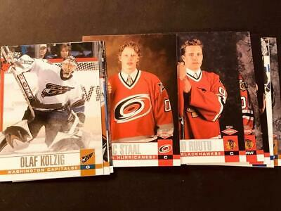 2003-04 Pacific Silver OVERSIZED NHL PROOF You Choose Your Own Card #10