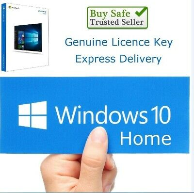 Windows 10 Home Product Key - Win 10 Home License Activation code 🔥