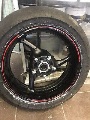 Gsxr 1000 2015 2016 Abs Rear Wheel , Great Condition