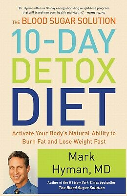 The Blood Sugar Solution 10-Day Detox Diet:and Lose Weight Fast kindle book ✔️