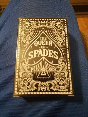 Shayna Baszler Queen of Spades Deck of Cards Pro Wrestling Crate NXT WWE UFC NEW