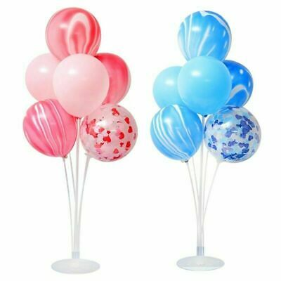 Balloon Base Table Support Holder Set Cup Stick Stand Accessory Party Room Decor