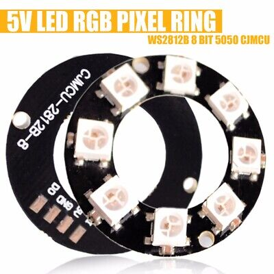 8 12 16 24 60 Bit LED RGB 5050 WS2812B WS2812 Ring-Arduino