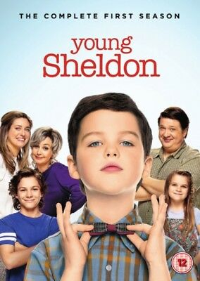 Nuovo Young Sheldon Stagione 1 DVD